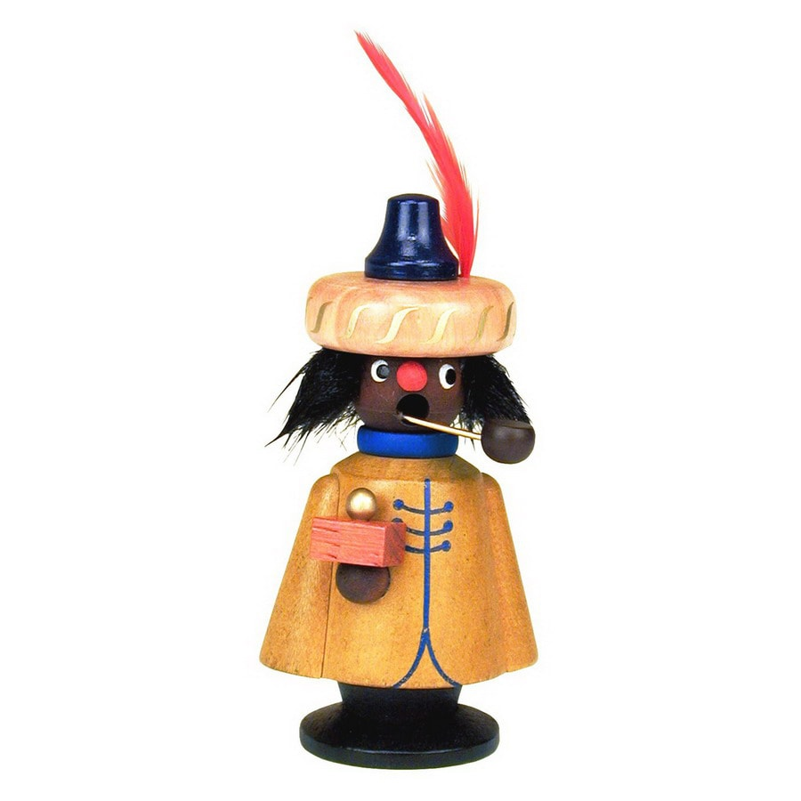 Alexander Taron Wood Balthazar Small Smoker Ornament