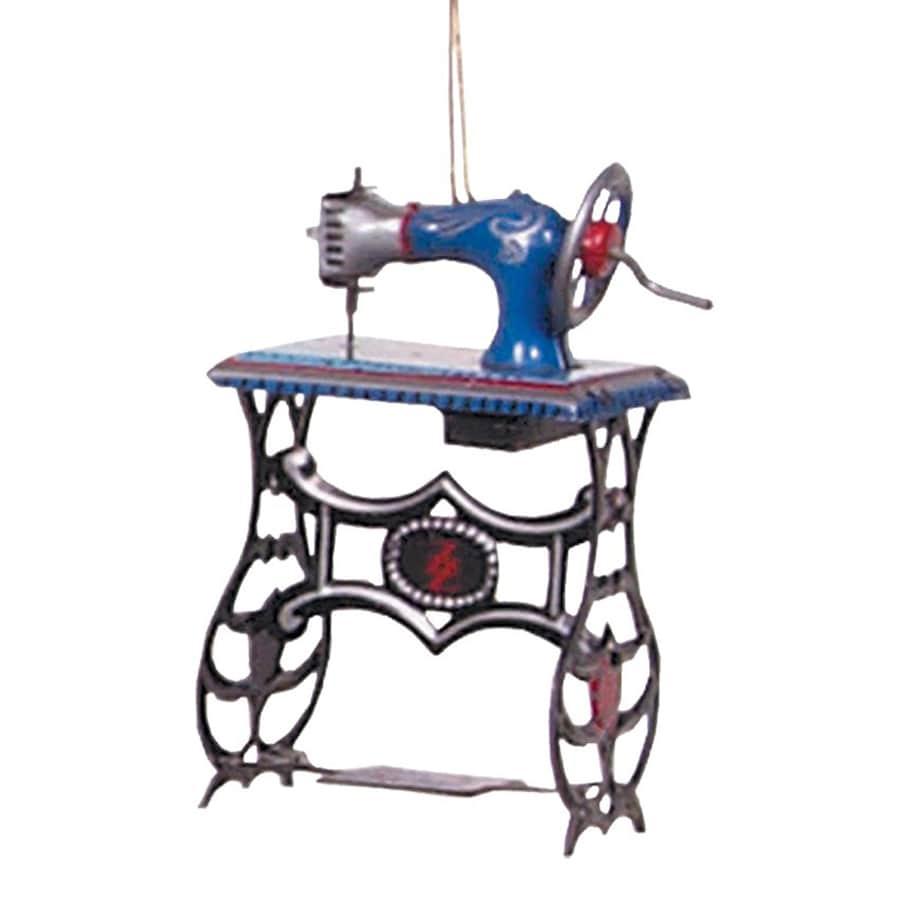 Alexander Taron Sewing Machine Multiple Sewing Machine Ornament