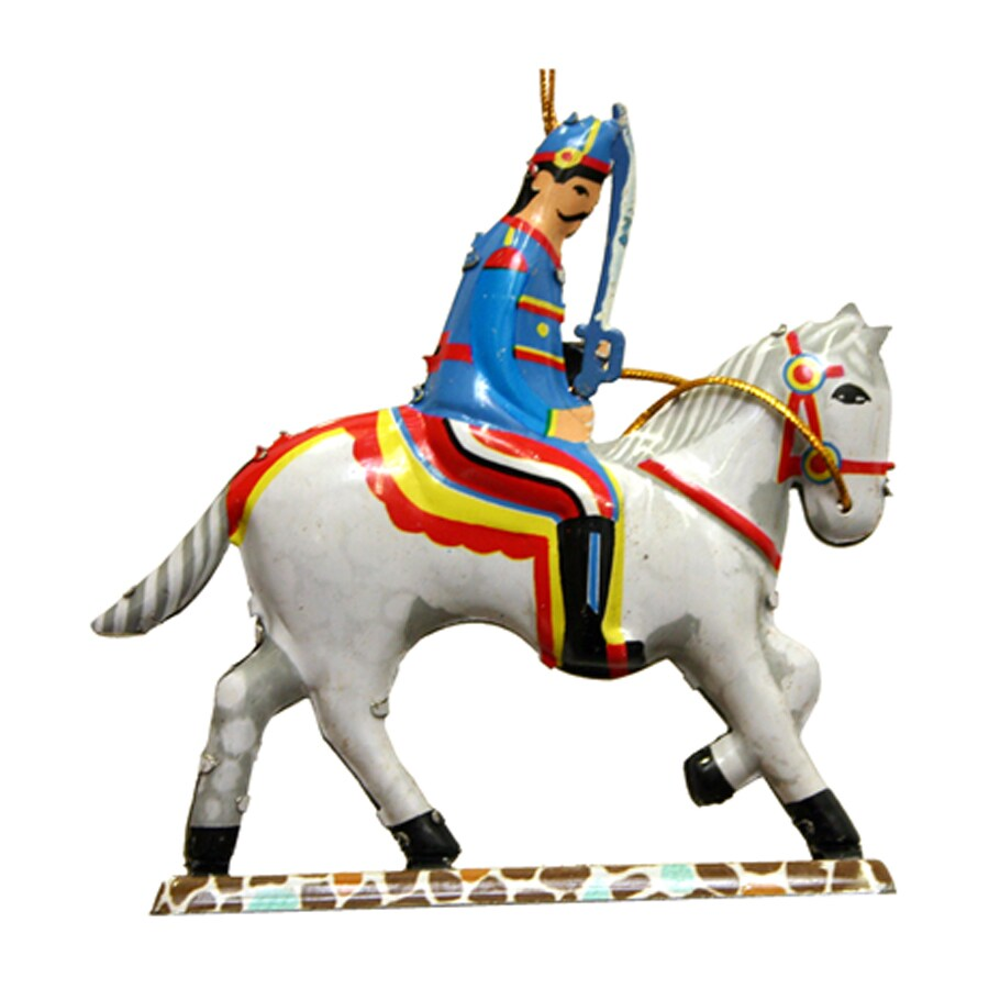 Alexander Taron Tin Soldier Multiple Solider Ornament