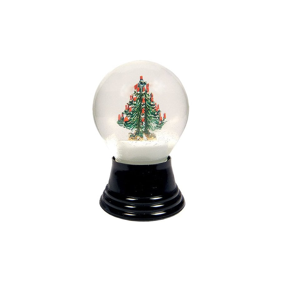 Alexander Taron Tabletop Snow Globe Indoor Christmas Decoration