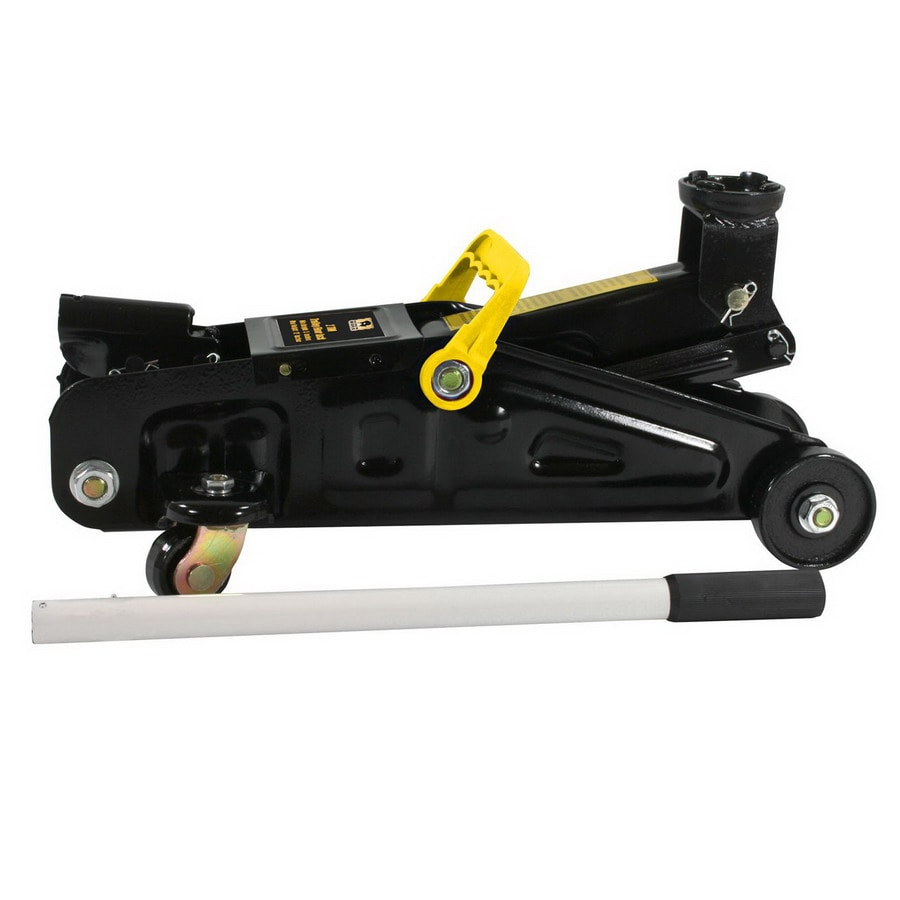 Buffalo 2 Ton Black Bull Trolley Floor Jack