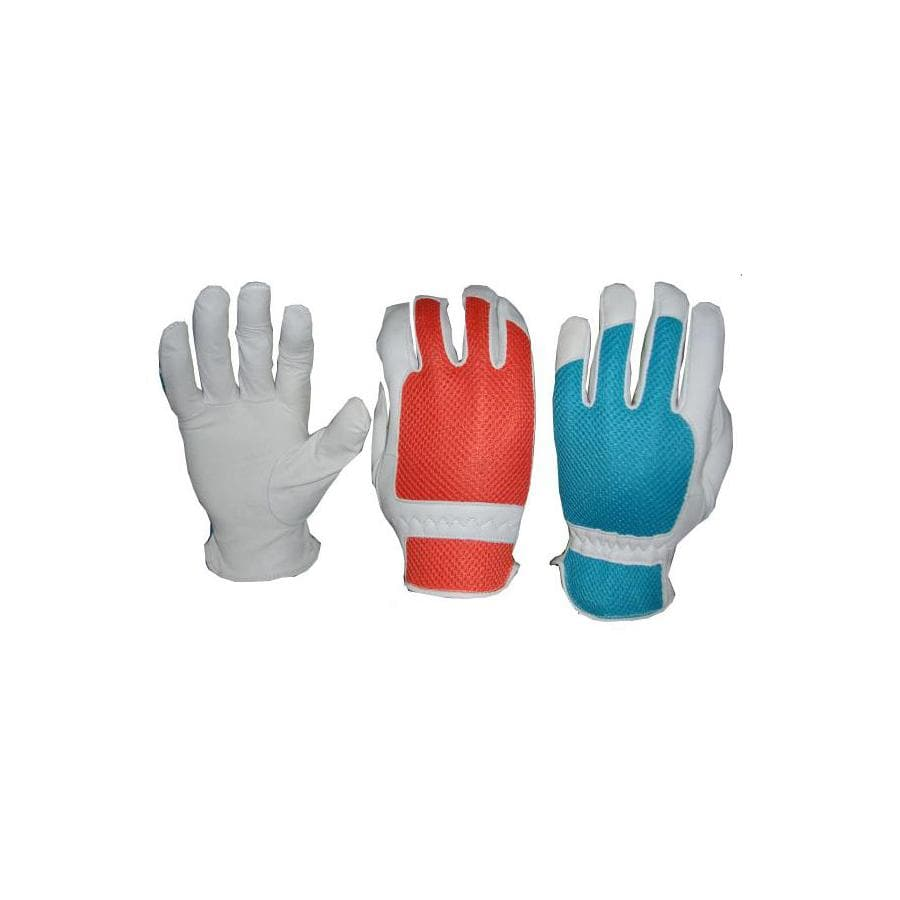 Style Selections Large Ladies' Leather Multipurpose Gloves