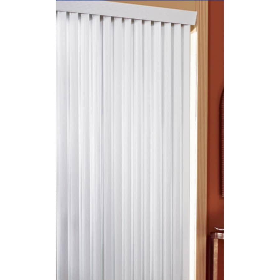 Style Selections 3.5-in RD Vinyl Vertical Blinds 66-inx84-in