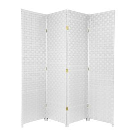 Shop outdoor privacy screens at for Outdoor privacy screen white