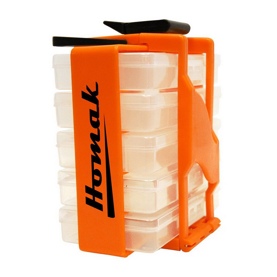 Homak Tote with Latching Lid