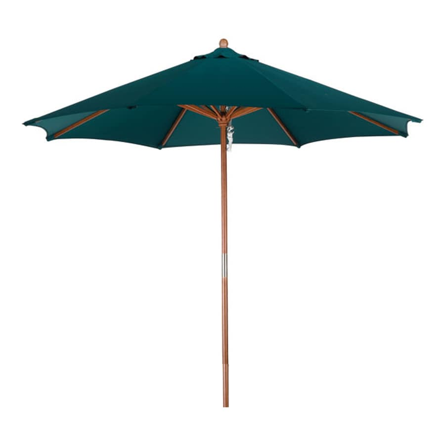 Delicieux Phat Tommy Hunter Green Market 9 Ft Patio Umbrella