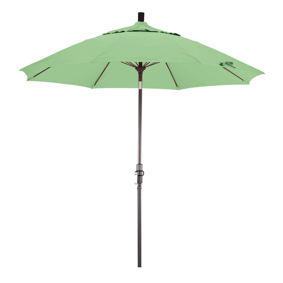 Phat Tommy Outdoor Oasis Spa Market Patio Umbrella (Common: 9-ft W x 9-ft L; Actual: 9-ft W x 9-ft L)