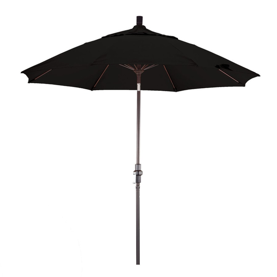 Nice Phat Tommy Outdoor Oasis Black Market Patio Umbrella (Common: 9 Ft W X
