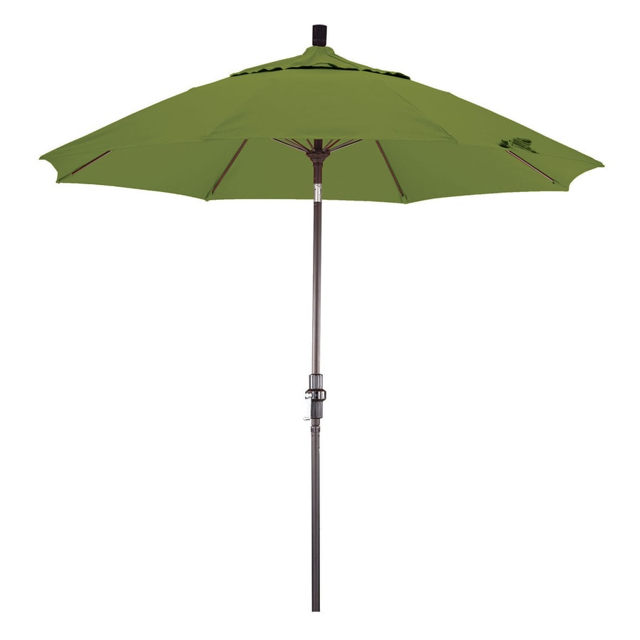 Phat Tommy Outdoor Oasis Gingko Market Patio Umbrella (Common: 9-ft W x 9-ft L; Actual: 9-ft W x 9-ft L)