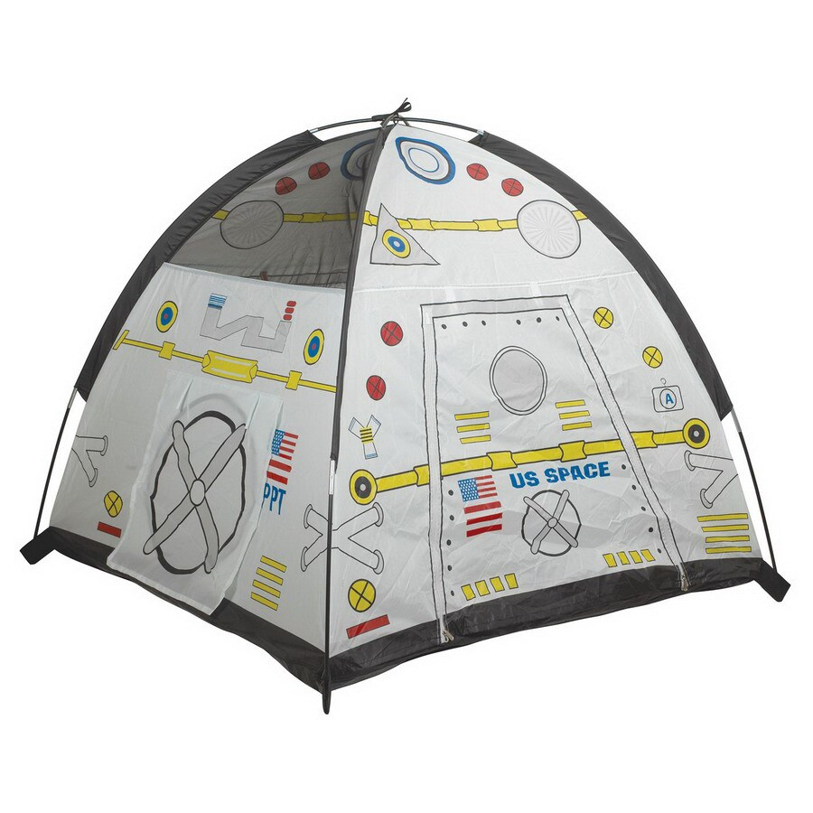 Pacific Play Tents Space Module Playhouse Plastic Playhouse Kit