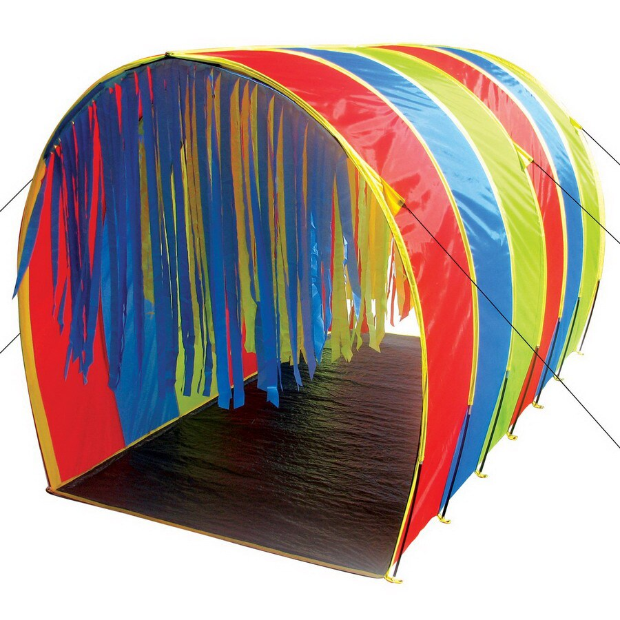 Pacific Play Tents Tickle Me Giant Play Tunnel Metal Playhouse Kit  sc 1 st  Loweu0027s & Shop Pacific Play Tents Tickle Me Giant Play Tunnel Metal ...