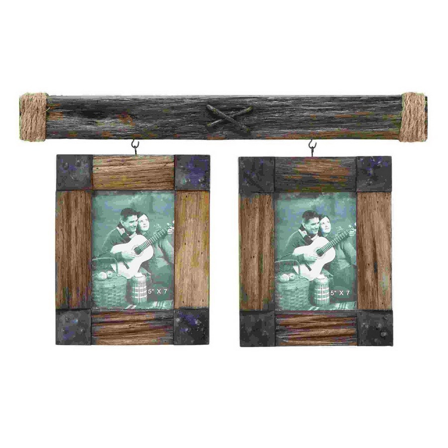 Woodland Imports Picture Frame (Actual: 23-in x 14-in)