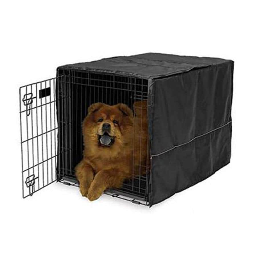 midwest pets 36-in L x 23.5-in W Polyester Shade Kennel Cover