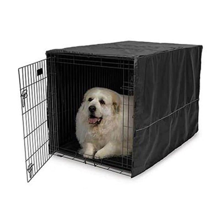 midwest pets 48.5-in L x 31-in W Polyester Shade Kennel Cover