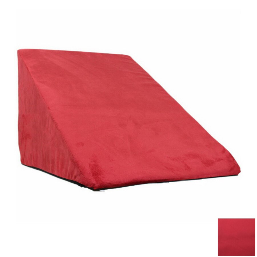 Snoozer Red Foam Pet Step