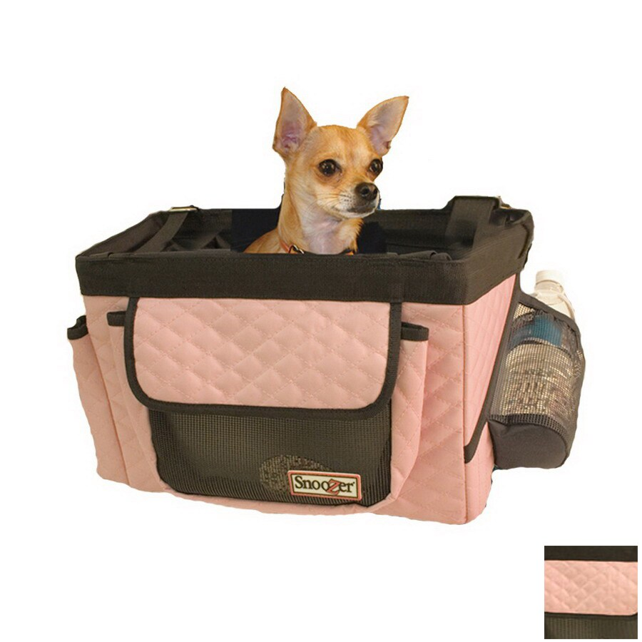 Snoozer 1.08-ft x 0.83-ft x 0.83-ft Pink Pet Carrier