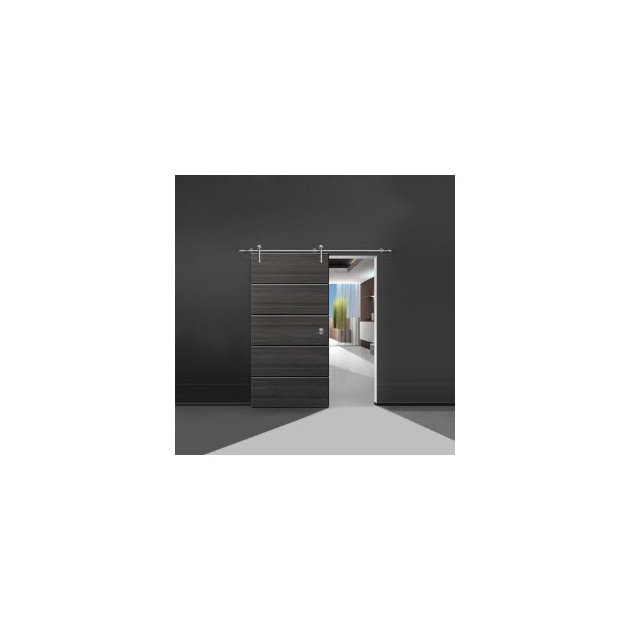 Shop Cascadia 1 Piece Pocket Door Track And Hardware Kit At Lowes