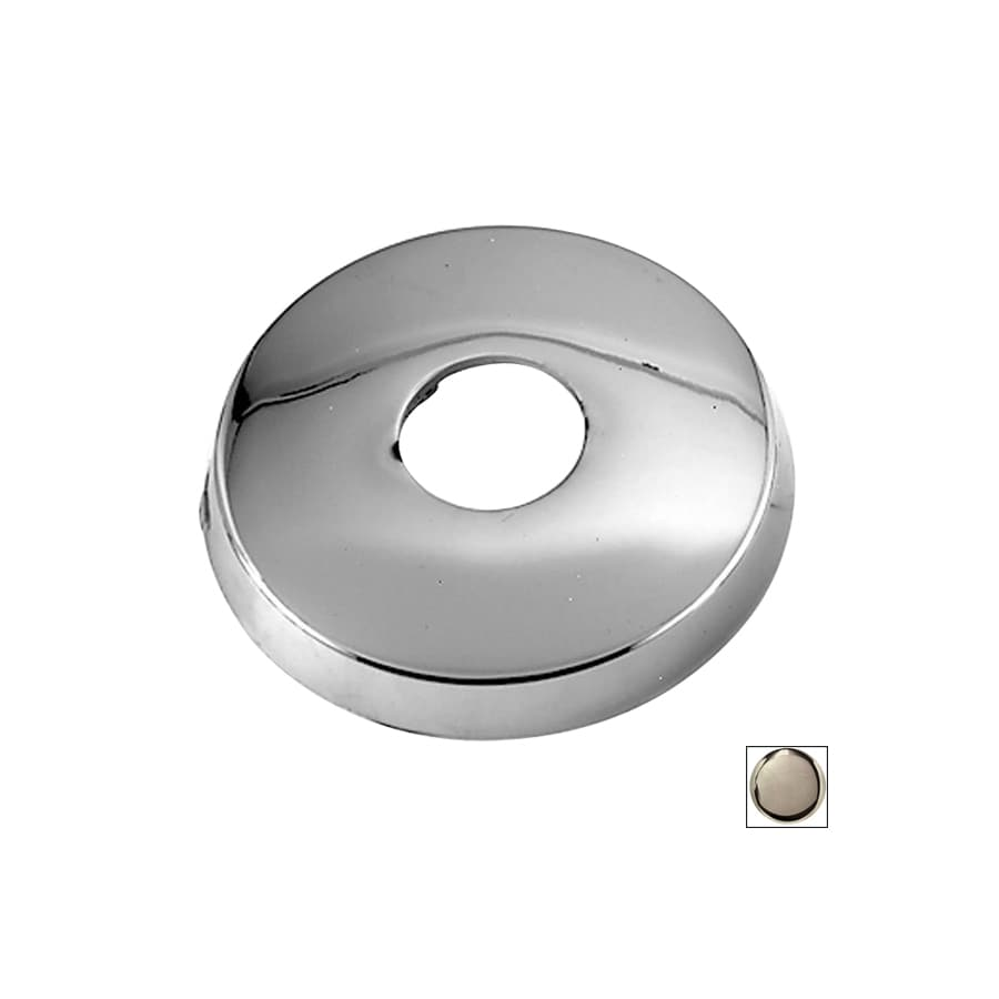 Westbrass Stainless Steel Shower Arm Mount