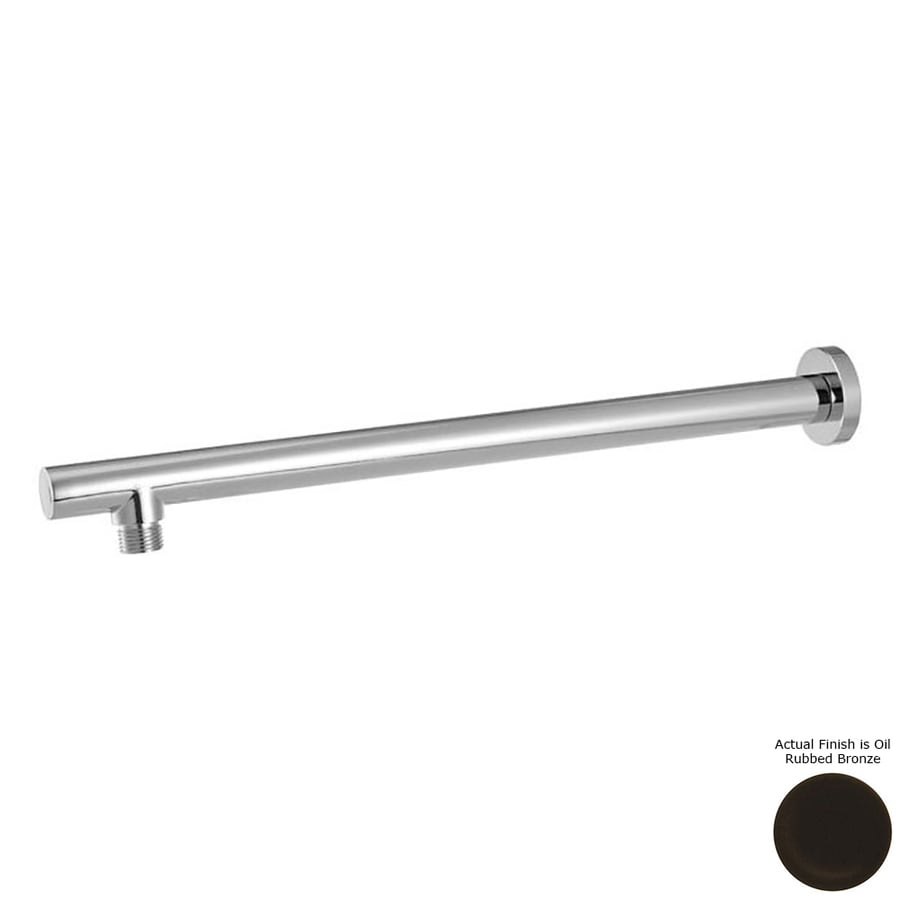 Westbrass Oil-Rubbed Bronze Shower Arm and Flange