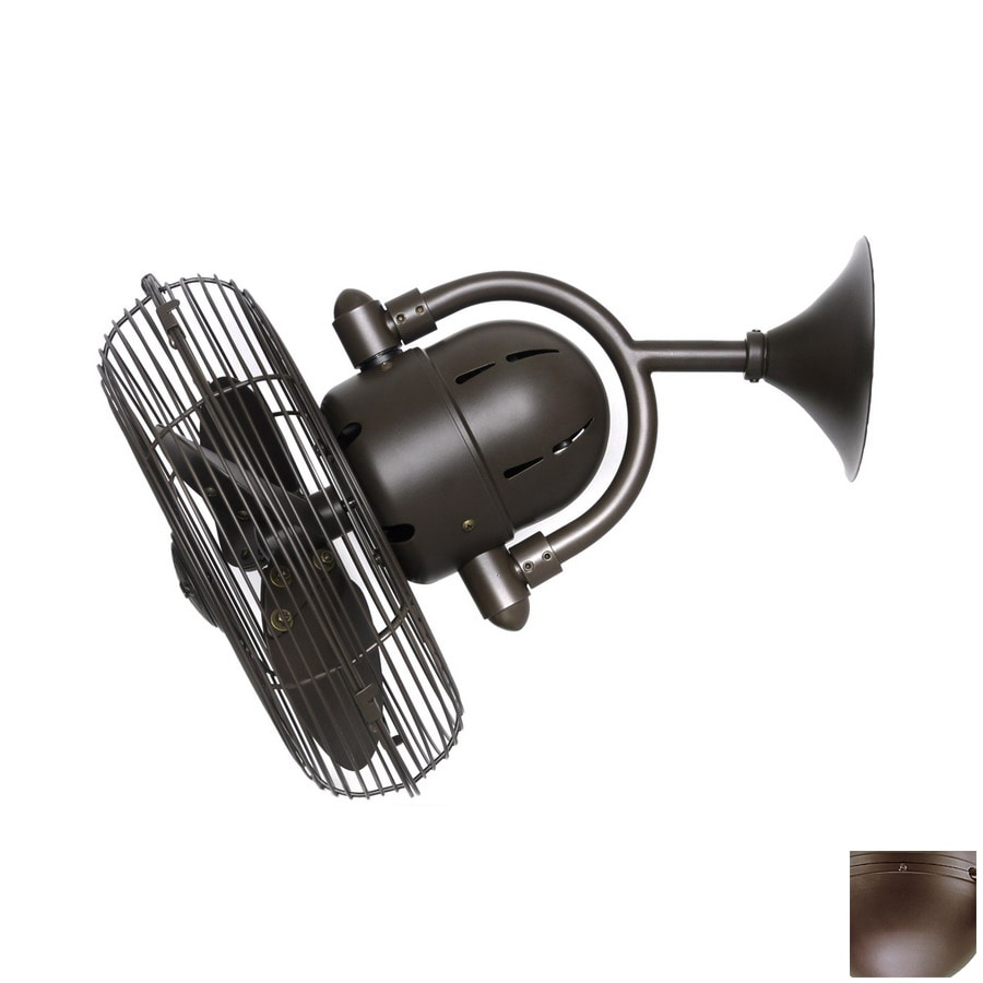 Shop Matthews 13 In 3 Speed Oscillating Fan At Lowes Com