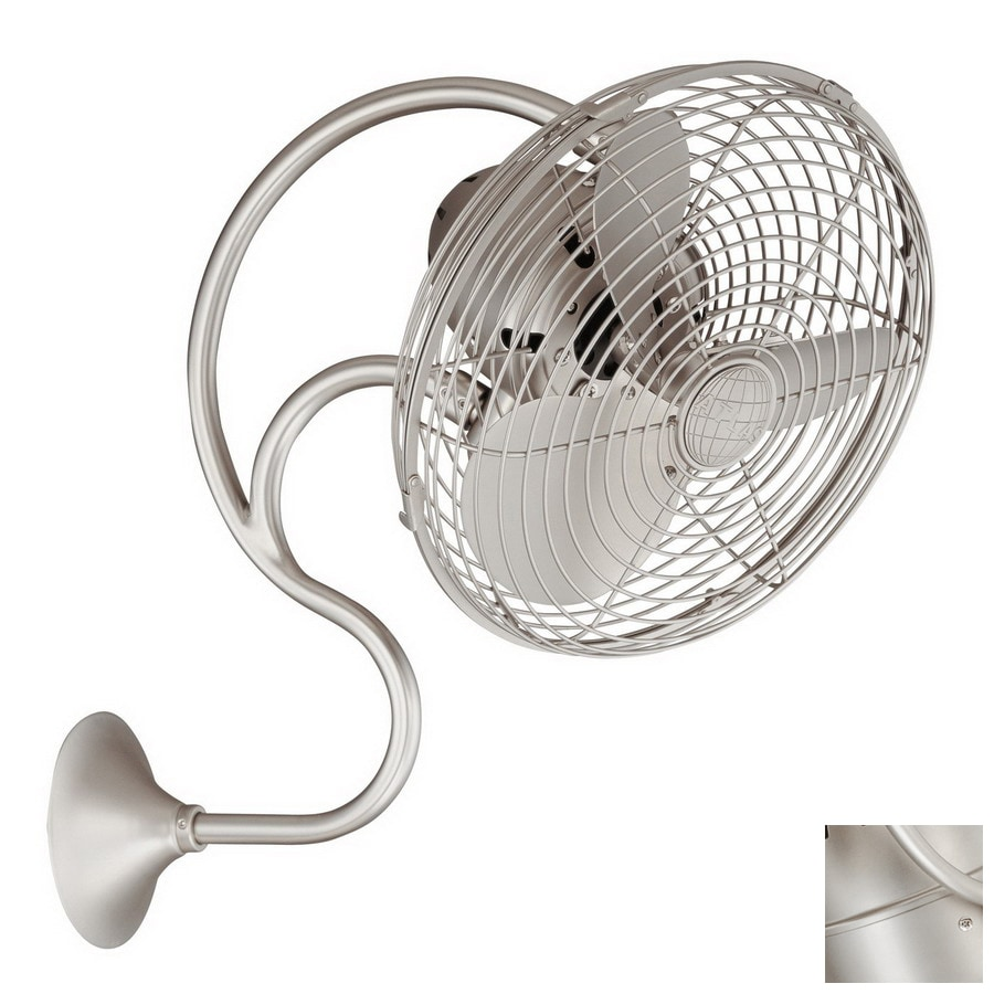 Matthews 13-in 3-Speed Oscillating Fan