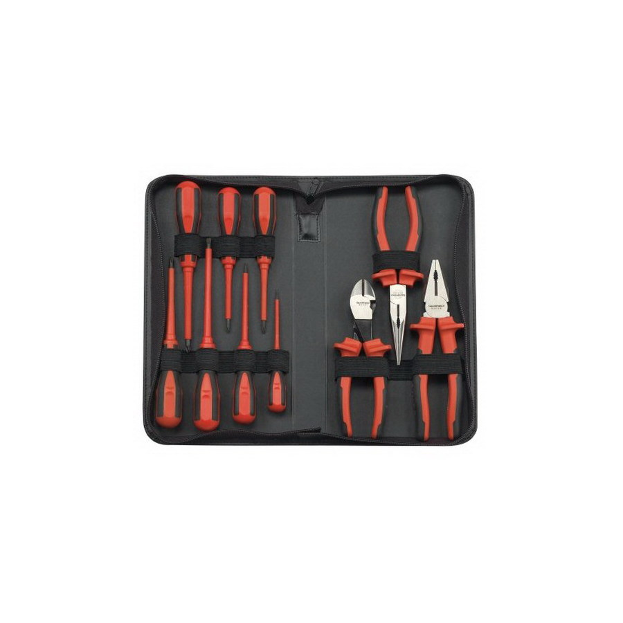 Shop KD Tools 10-Piece Household Tool Set with Soft Case at Lowes.com d90f3876297c