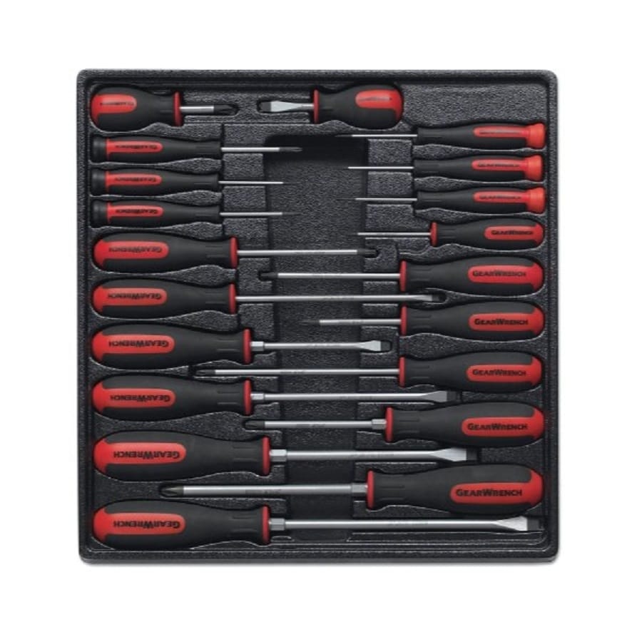 shop kd tools 20 piece variety pack screwdriver set at. Black Bedroom Furniture Sets. Home Design Ideas