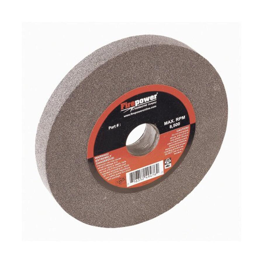 Firepower Aluminum Oxide 6-in Grinding Wheel