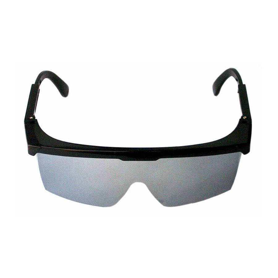 Morris Products Mirrored Lens Standard Safety Glasses