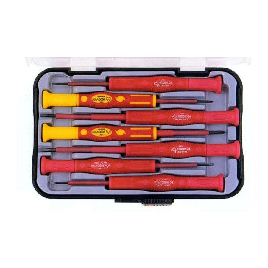 Morris Products 7-Piece Variety Pack Screwdriver Set