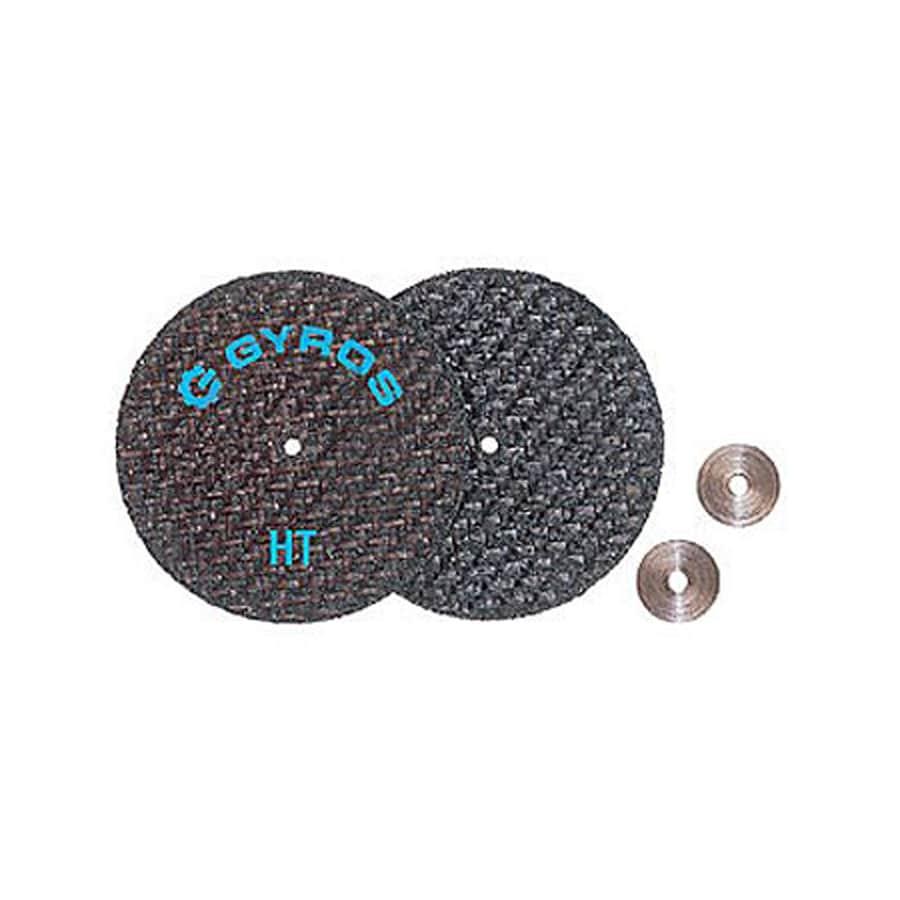 Gyros 2-Piece Fiber Cutting Wheels