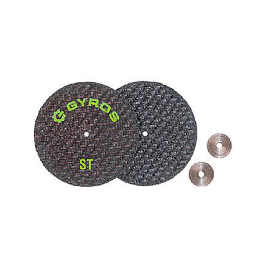 Gyros 2-Piece Fiber Cutting Wheels