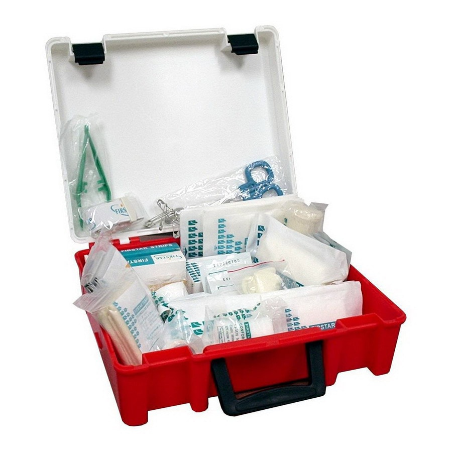Morris Products 53262 Plastic Case First Aid Kit