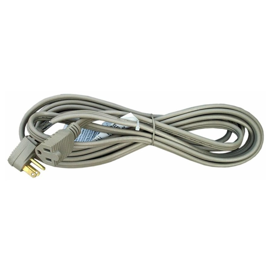 Morris Products 15-ft 1-Wire Gray Air Conditioner Appliance Power Cord