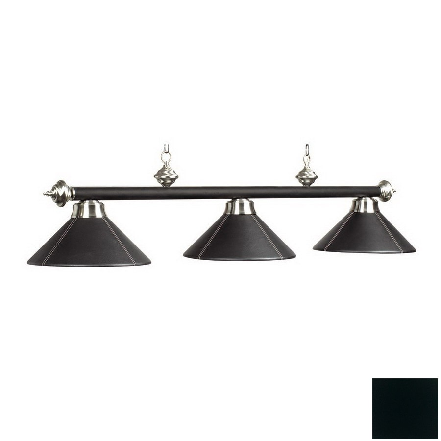 Pool Table Light Black: RAM Gameroom Products Black With Stainless Steel Accents