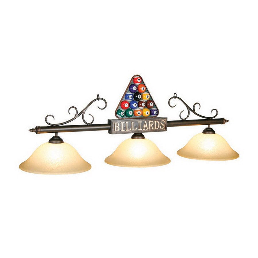 Shop RAM Gameroom Products Bronze Pool Table Lighting At