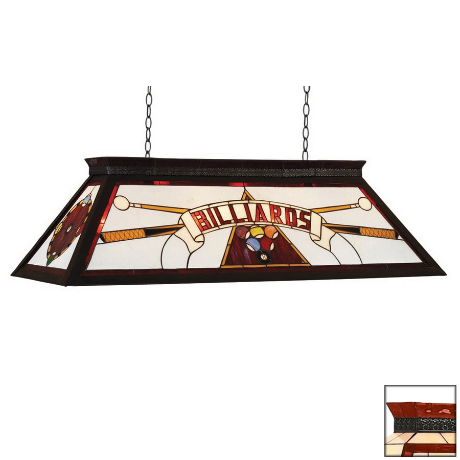 Ram Room Products Red Pool Table Lighting