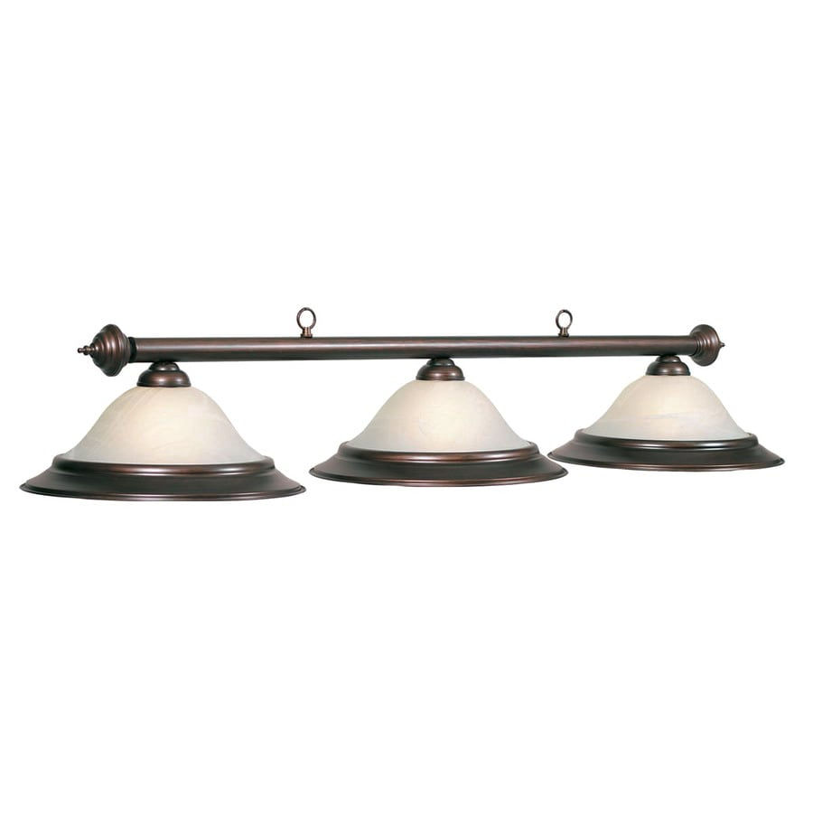RAM Gameroom Products Oil-Rubbed Bronze Pool Table Lighting