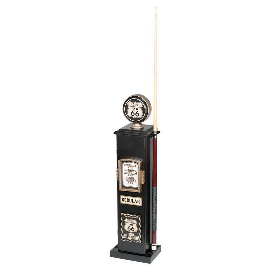 RAM Gameroom Products Route 66 Cue and CD Holder
