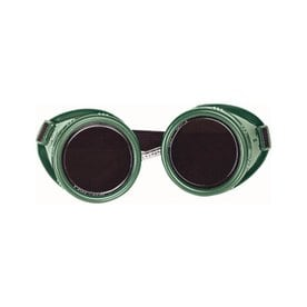 Shop safety glasses goggles face shields at lowes firepower green cup type welders goggle sciox Choice Image