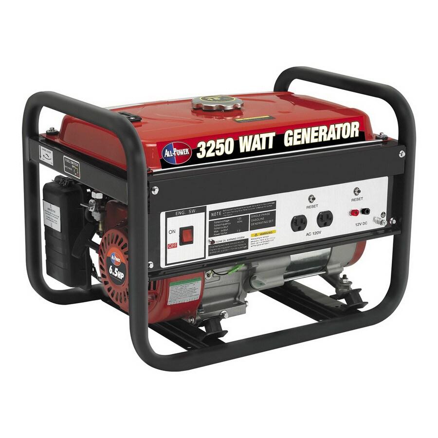 All-Power America 2,500-Running Watts Portable Generator