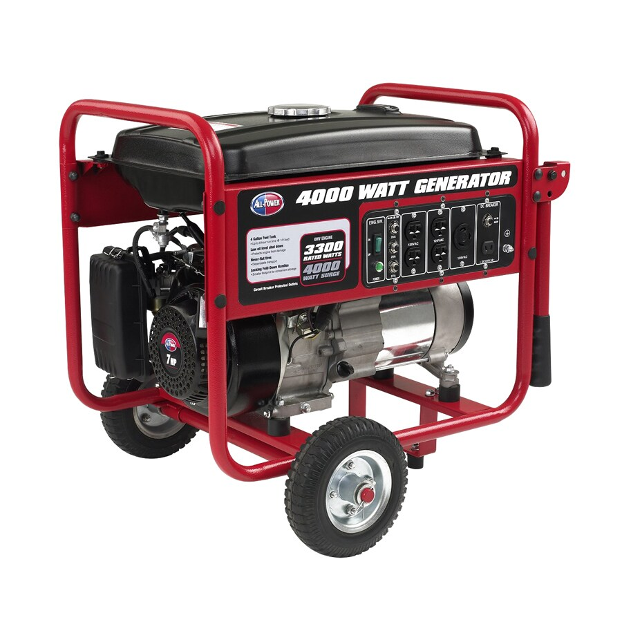 All-Power America Portable Generator