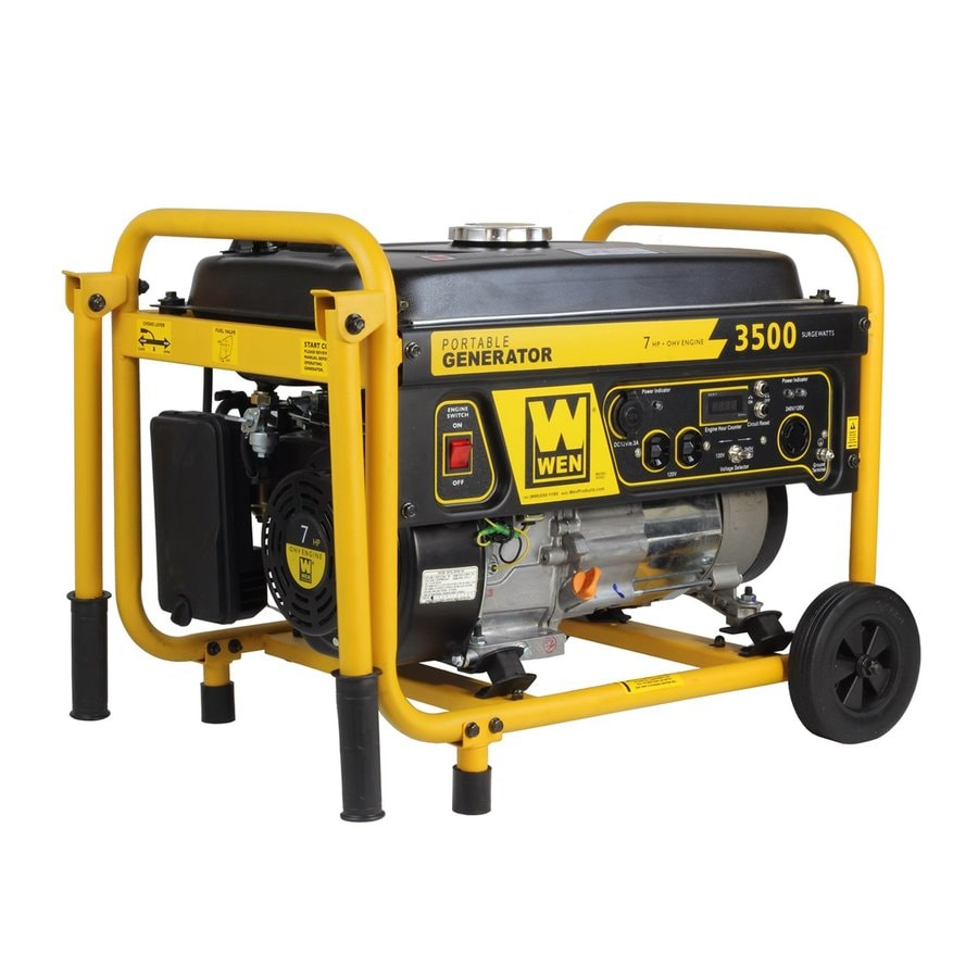 WEN 3000-Running-Watt Portable Generator
