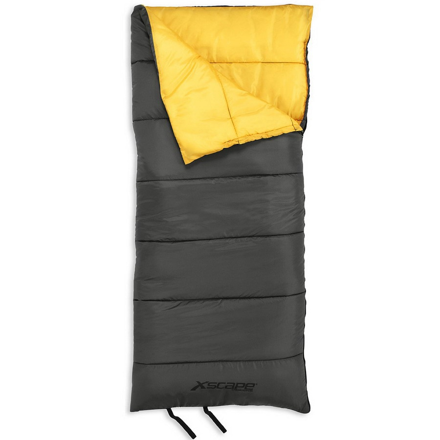 Xscape Solo 3lb Rectangular Sleeping Bag