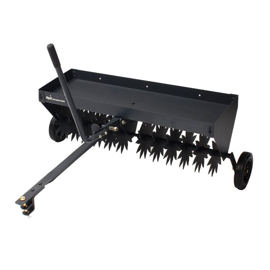 Precision Products 42-in Spike Lawn Aerator