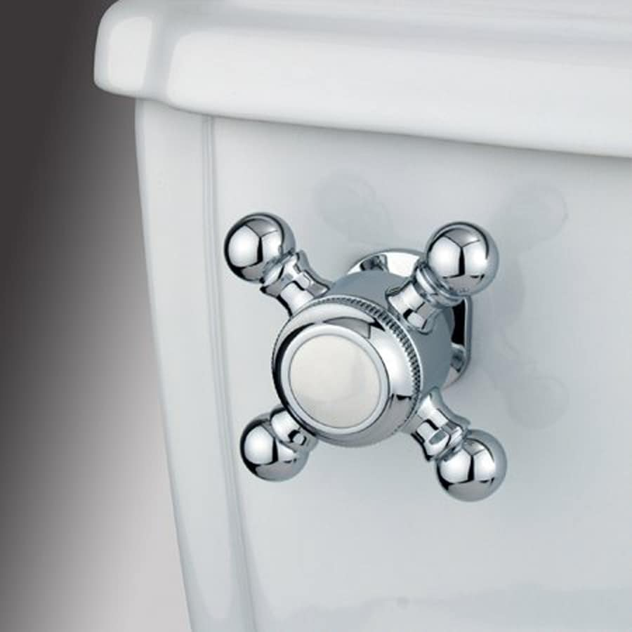 Elements of Design Buckingham Chrome Toilet Handle