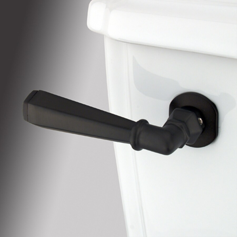 Elements of Design Metropolitan Oil-Rubbed Bronze Toilet Handle