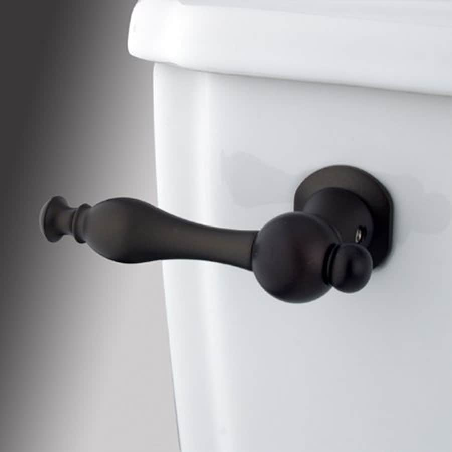 Elements of Design Naples Oil-Rubbed Bronze Toilet Handle