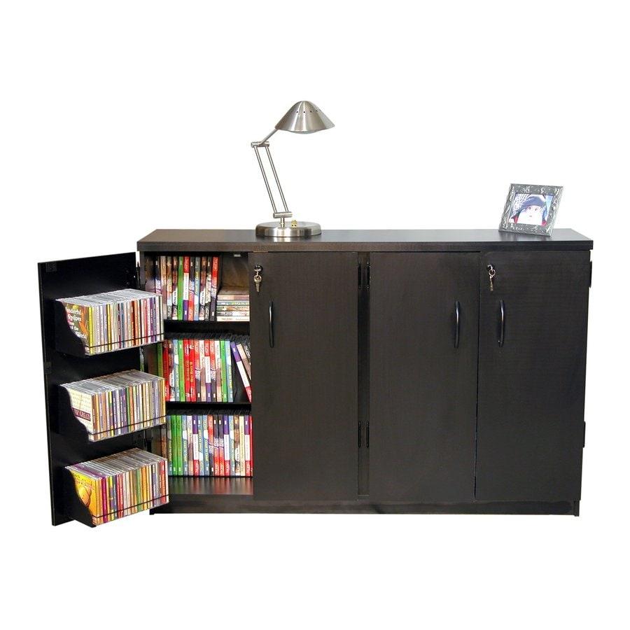 Venture Horizon Black TV Cabinet