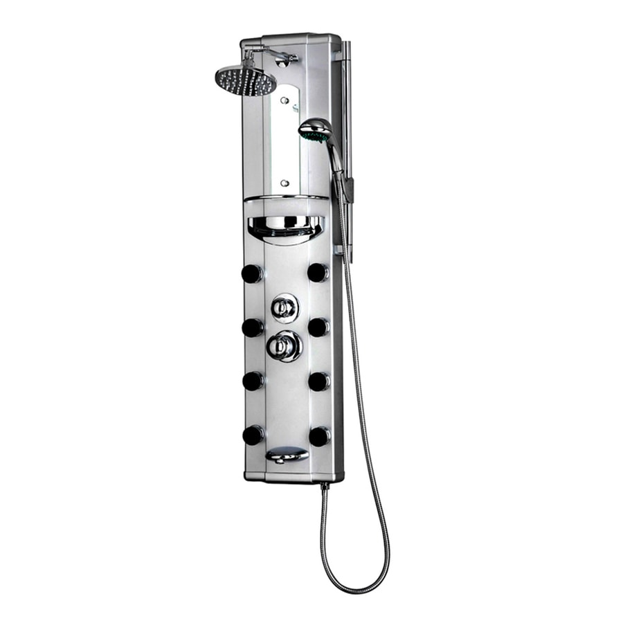 Ariel Bath Aluminum Alloy 8-Spray Shower System